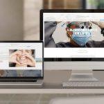 diseño de página web para clínica dental
