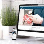 Nueva web de la Clínica Suárez Solís Empresa de diseño de páginas web para dentistas en Asturias SUÁREZ SOLÍS